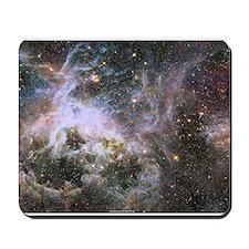 Cosmic Creepy-Crawly Tarantula Nebula Mousepad