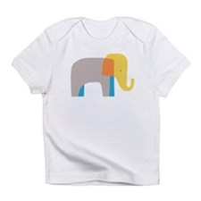 Artsy Elephant Infant T-Shirt