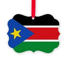 South Sudan Flag Ornament