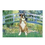 Bridge & Boxer Postcards (Package of 8)