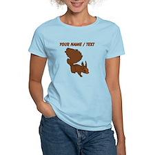 Custom Brown Squirrel T-Shirt