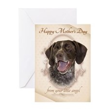 Funny Pointer Mothers Day Cards