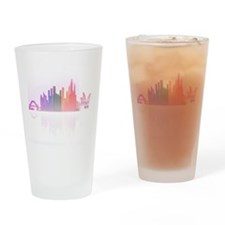 Sydney Harbour Logo Drinking Glass