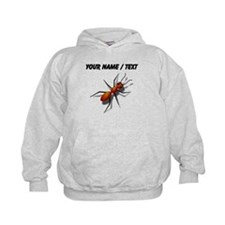 Custom Fire Ant Hoody