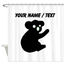 Custom Koala Shower Curtain