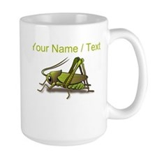 Custom Green Cricket Mugs