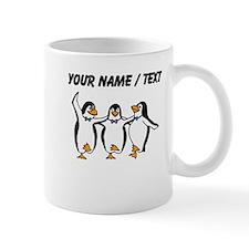Custom Dancing Penguins Mugs