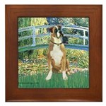 Bridge & Boxer Framed Tile