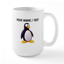 Custom Cartoon Penguin Mugs