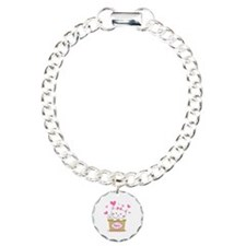 Personalized Kitty Love Bracelet
