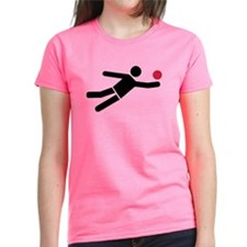 Volleyball sports Tee
