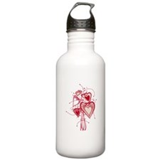 Cute Valentin Water Bottle