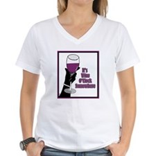 It's Wine O'Clock Somewhere Shirt