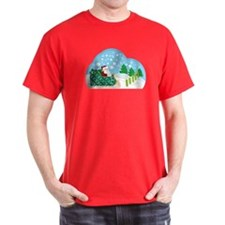 Santa Claus Rally Stock Market T-Shirt