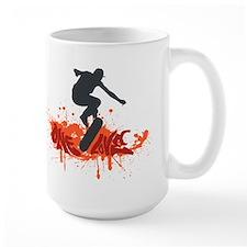 One love skateboarding Mug