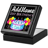 Birthday Keepsake Boxes