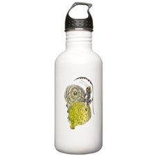 Vintage Butterfly Fair Water Bottle
