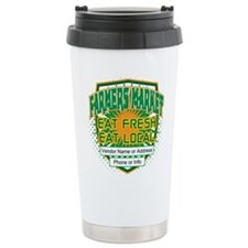 Personalized Farmers Market Travel Mug