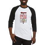 Patel Motel Baseball Jersey