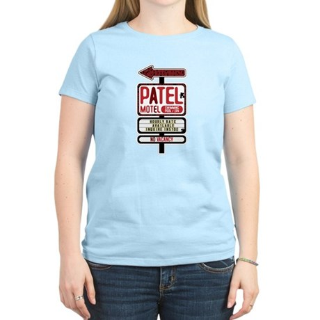 Patel Motel Women's Light T-Shirt