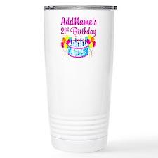 FABULOUS 21ST Travel Mug