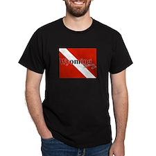 Wyoming Diver T-Shirt