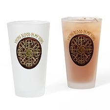 Nordic Guidance - Viking Blood Drinking Glass