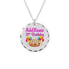 DAZZLING 21ST Necklace