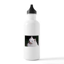 american eskimo Water Bottle