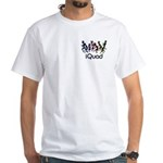 iQuad Team<br> White T-Shirt