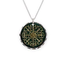 Nordic Guidance - Green Necklace