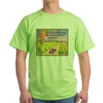 Orange County E.M.A. Green T-Shirt
