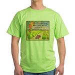 Orange County E.M.A. Green T-Shirt