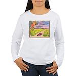 Orange County E.M.A. Women's Long Sleeve T-Shirt