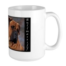 Bullmastiff Coffee Mug
