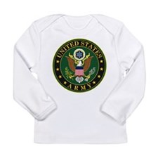 US Army Symbol Long Sleeve T-Shirt