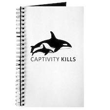Captivity Kills Journal