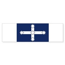 Eureka Flag 1.5 Bumper Bumper Sticker