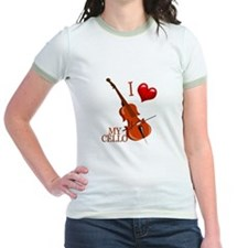 I Love My CELLO T