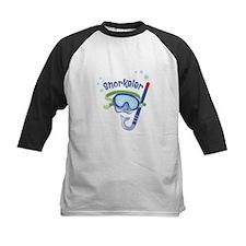 snorkeler Baseball Jersey