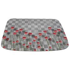 Chess Love Hearts Bathmat