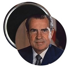 "Richard M. Nixon 2.25"" Magnet (100 pack)"