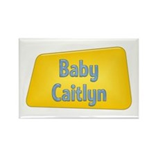 Baby Caitlyn Rectangle Magnet (10 pack)