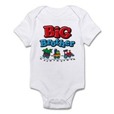 Choo Choo Big Brother Infant Bodysuit