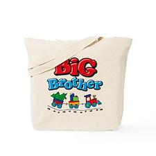 Choo Choo Big Brother Tote Bag