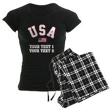PERSONALIZE Team USA Pajamas
