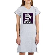 Keep Calm and Love ... Women's Nightshirt