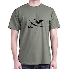 Personalized Divergent Raven T-Shirt