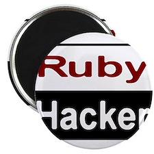 Ruby hacker Magnet
