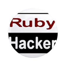 Ruby hacker Button